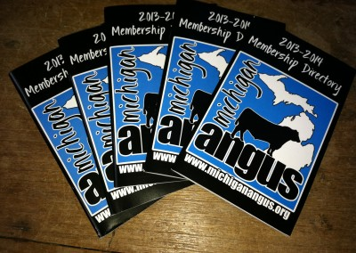 Michigan Angus Directory