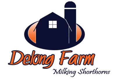 DeLong Farm Logo