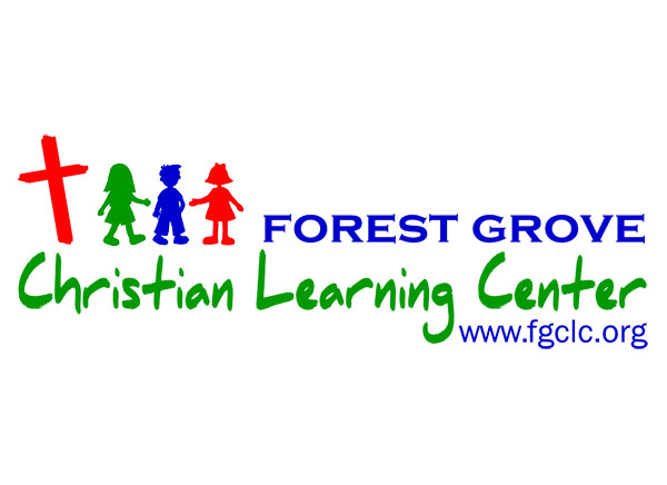 Custom Logo for Forest Grove Christian Learning Center by RVWS