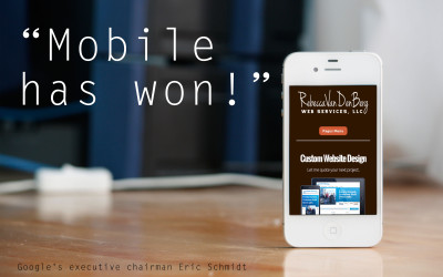 Mobile Has Won!