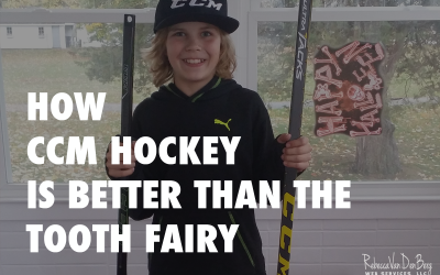 How CCM Hockey is better than the tooth fairy!