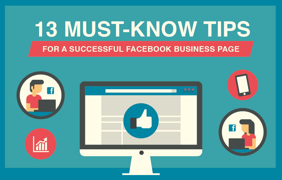 13 Must Know Tips For A Successful Facebook Business Page Rebecca Vandenberg Web Services