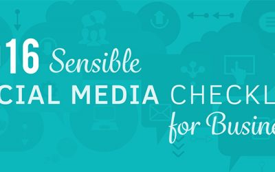 The 2016 Social Media Checklist for Business Owners