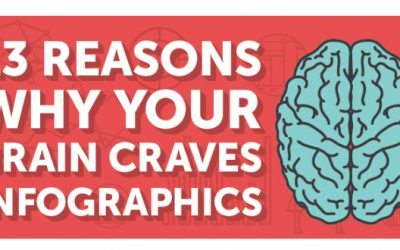 13 Reasons Why Your Brain Craves Inforgraphics