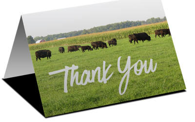 3 Times You Should Send Thank You Notes