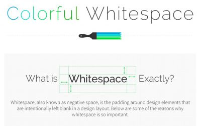 Does Your Website Have Enough White Space?
