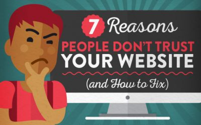 7 Reasons People Don't Trust Your Website (And How to Fix It)