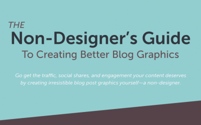 The Non-Desinger's Guide to Creating Better Blog Graphics
