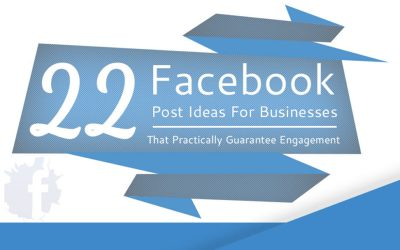 22 Facebook Post Ideas That Practically Guarantee Engagement