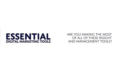 Essential Digital Marketing Tools