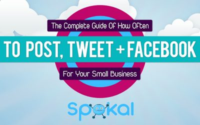 The Complete Guide of How Often to Post, Tweet and Facebook for Your Small Business