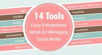 14 tools every entrepreneur needs for managing social media