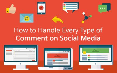 How to Handle Every Type of Comment on Social Media