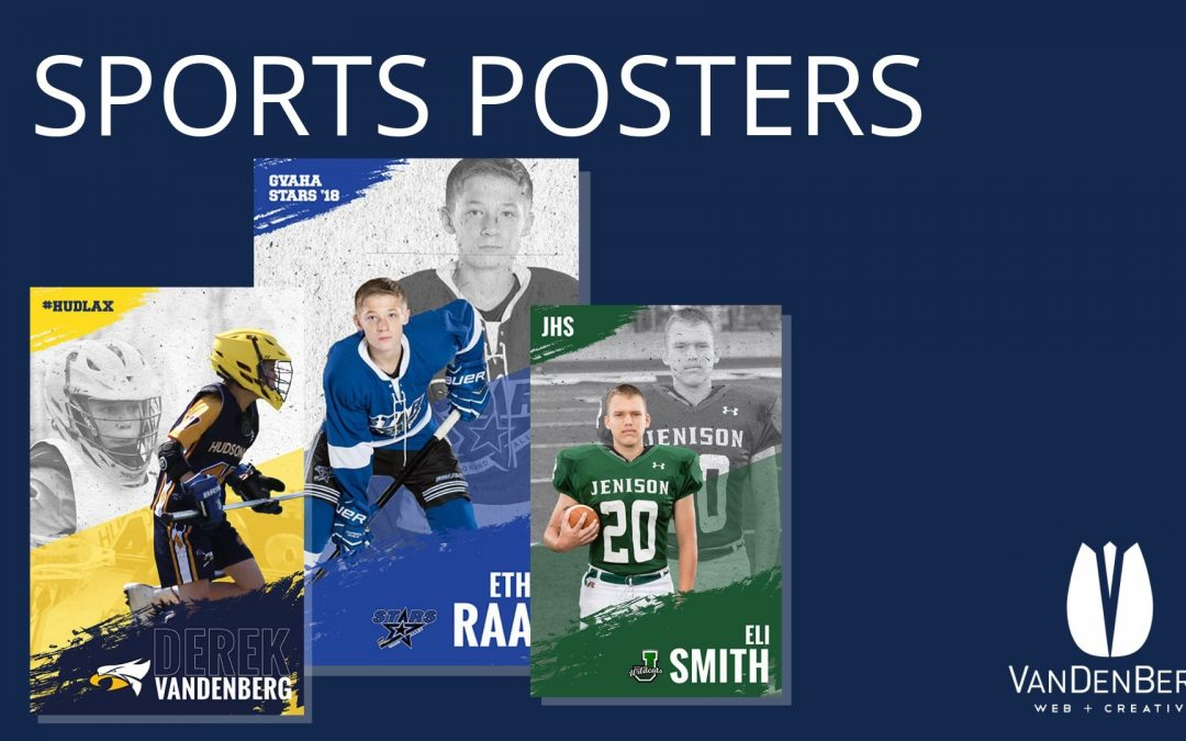 11 West Designs – Custom Sports Posters & Banners