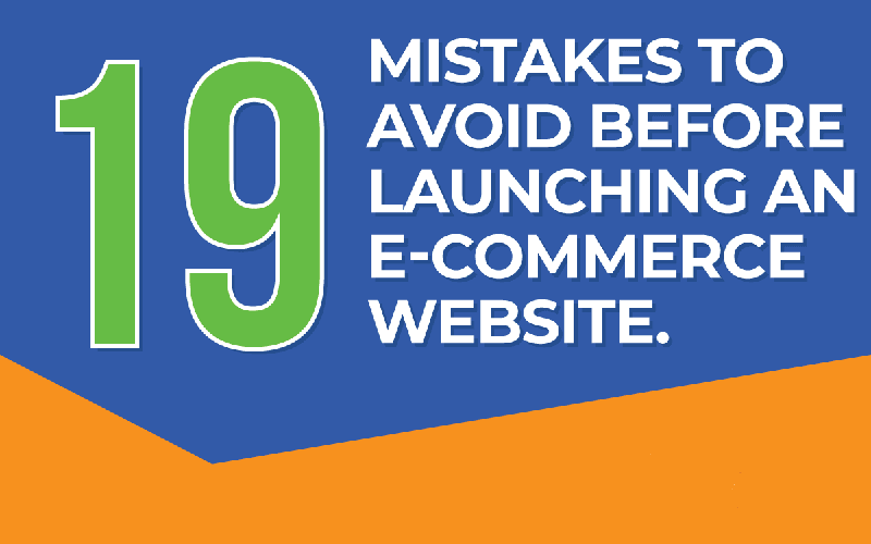 Avoid eCommerce Launching Mistakes